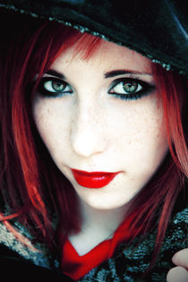 Little Red by serenitysteph