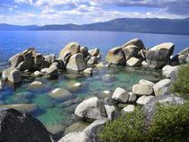 Emerald Waters Lake Tahoe by Frank Wilson