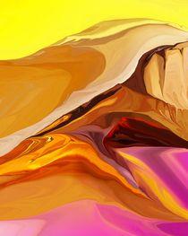 Painted desert 012612 by David Lane