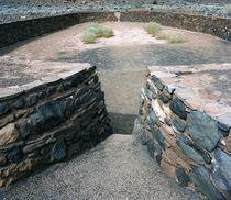 Anasazi Architecture 05 von Luc Novovitch