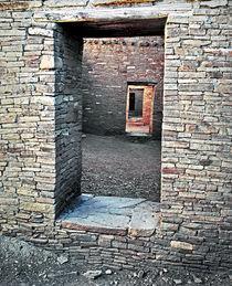 Anasazi Architecture 07 von Luc Novovitch
