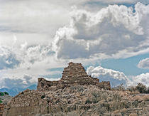 Anasazi Architecture 11 von Luc Novovitch