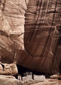 Anasazi Architecture 02 von Luc Novovitch
