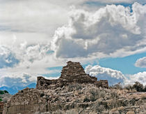Anasazi Architecture 19 von Luc Novovitch