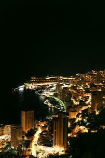 monaco bright lights by rumlinphotography