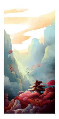 Japan by Anne Bollinger