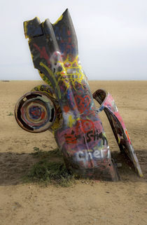 Cadillac Ranch 21 von Luc Novovitch