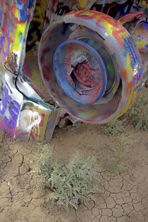 Cadillac Ranch 06 by Luc Novovitch