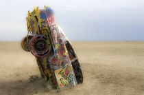 Cadillac Ranch 02 von Luc Novovitch