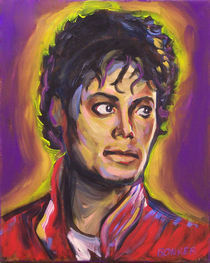 Michael Jackson von Buffalo Bonker