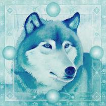 Chasing Wolf von Kevin Chasing Wolf Hutchins