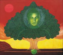 Spirit of Bodhi von Lalit Kumar Jain