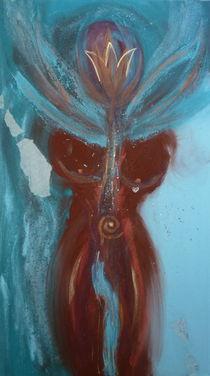 Inmitten – Erlaubnis zur Göttin von Susanne Tomasch