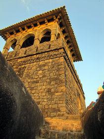 ancient art at Mandu fort von AAYAM communication