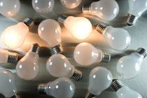 Light bulbs by Peter Zvonar