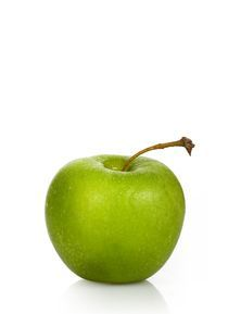 Green apple von Peter Zvonar