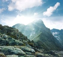 High Tatras, Slovakia by Peter Zvonar
