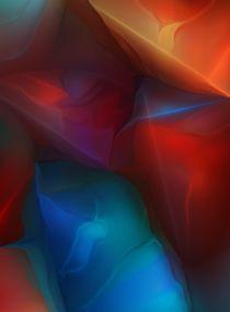 Abstract 012712 von David Lane
