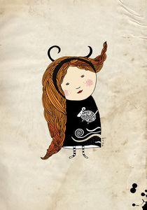 Aries girl by Kristina  Sabaite