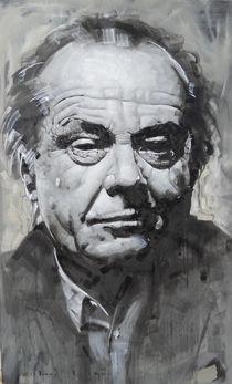 Jack Nicholson by Jimmy Law