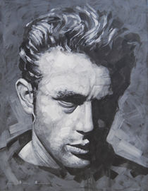 James Dean by Jimmy Law