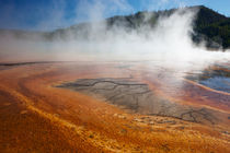 Grand Prismatic Spring by Johan Elzenga