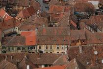 Sibiu Roofs by Jose Antonio Muñoz Bolívar