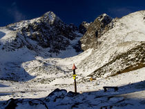 High Tatras - Lomnicky Peak (2634 m) von Tomas Gregor
