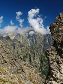 Slovak Tatras by Tomas Gregor