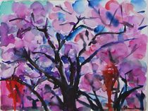 Flowering Trees von Zolita Sverdlove