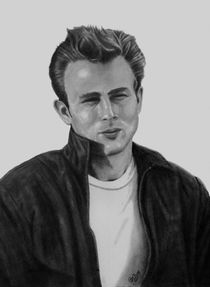 James Dean von Chris Cox