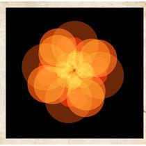 orange patterns by tahar azzaoui
