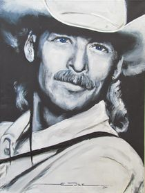 Alan Jackson by Eric Dee