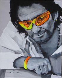 Bono U2 2 U 2 by Eric Dee