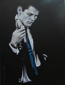 Chet Baker - Almost Blue by Eric Dee