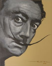 Salvador Dali by Eric Dee