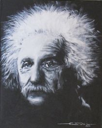 A. Einstein by Eric Dee