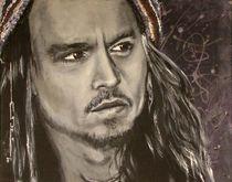 Johnny Depp von Eric Dee