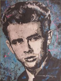 James Dean Blues von Eric Dee