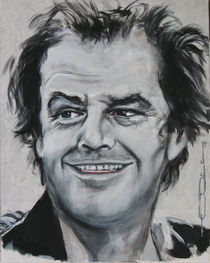 jack Nicholson von Eric Dee