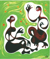 Aliens romance by Lalit Kumar Jain