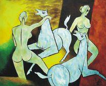 Horses von Lalit Kumar Jain