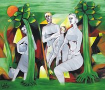 Family of man von Lalit Kumar Jain