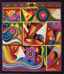Symphony of colors von Lalit Kumar Jain