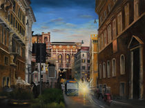 An Evening in Rome by Leah Wiedemer