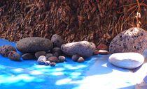La Gomera, im Valle Gran Rey, Steine von jakuam