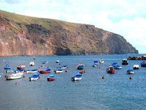 La Gomera, Valle Gran Rey, Boote von jakuam