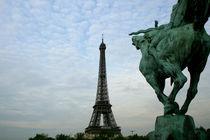 Paris je t'aime by Georgi Bitar