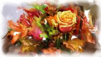 Flower Bouquet by Usha Shantharam