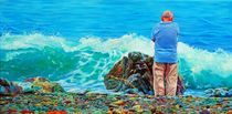 The Old Man and the Sea von Kelly McNeil